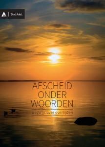 Brochure Afscheid onder Woorden stad Aalst Persregio Dender