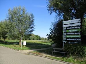 Broekpark in Welle Persregio Dender