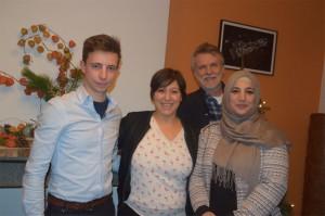 Groen Aalst stelt partij 2018 voor Persregio Dender
