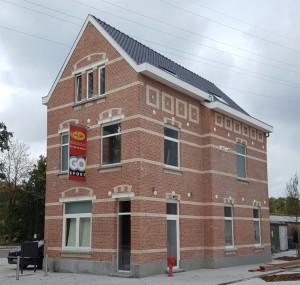 Huis aan Kappelekesbaan in Erembodegem Persregio Dender
