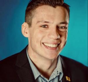 Niklas Arents jongerenadviseur N-VA Persregio Dender