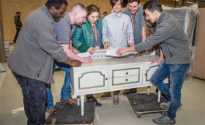 Ondernemers in overleg Persregio Dender