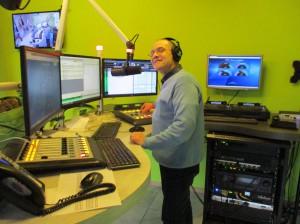 Pieter Van Banden in PROS studio Persregio Dender
