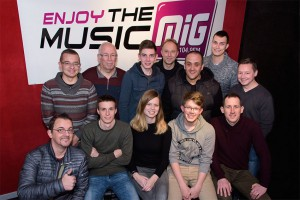 Radio MIG team Geraardsbergen Persregio Dender