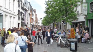 Shoppen in Aalst Persregio Dender