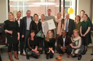 CD&V Aalst deelt prijs uit Persregio Dender