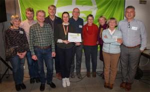 Natuurpunt Aalst wint De Groene Ajuin Persregio Dender