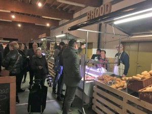 Overdekte boerenmarkt De Gendarmerie Aalst Persregio Dender