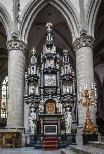 Restauratiewerken Sint-Martinuskerk Aalst Persregio Dender