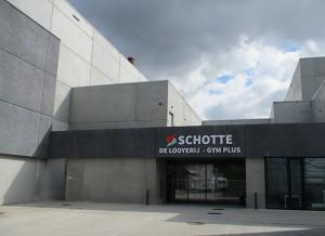 Sportcomplex Schotte in Aalst Persregio Dender