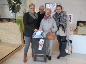Winnaars trolley marktactie Aalst Persregio Dender