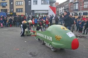 Aalst Carnaval met Korea Persregio Dender