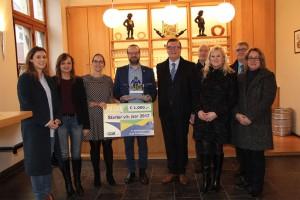 Acker & Go is startersondernemer van het jaar 2017 Geraardsbergen Persregio Dender