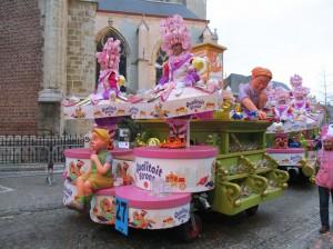 Nem Nah tijdens Carnaval Oilsjt 2017 Persregio Dender
