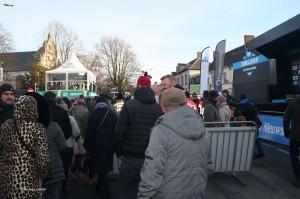 Omloop Het Nieuwsblad 2018 in Merbeke Persregio Dender