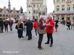 ABVV Aalst aktie Equal-payday Persregio Dender