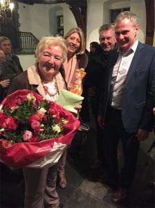 Chris Lievens Borms 24 jaar gemeenteraadslid in Aalst Persregio Dender