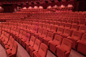 De Werf CC in Aalst rode zitjes Persregio Dender
