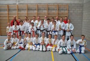 Karate Club Kachi uit Ninove - Persregio Dender
