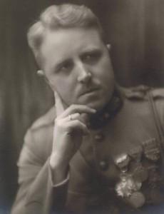 Ninoofse Oorlogsgazet met centrale figuur Maurice Lievens Persregio Dender
