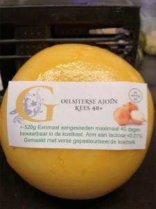 Oilsjterse ajoinkees op de markt Persregio Dender