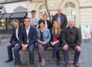 Samen Ninove politieke partij 2018 Persregio Dender