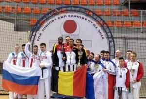 gianni schotte behaalde goud op kampioenschap in Servie Persregio Dender