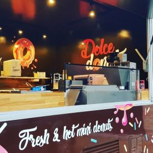 Donuts kraam toert in Denderstreek Persregio Dender