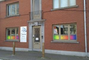 Herzele Strijkwinkel OCMW Persregio Dender