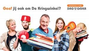 Kringloopwinkel Dag van de Gever Persregio Dender