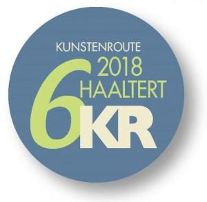 Kunstenroute in Haaltert logo Persregio Dender