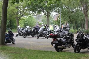 Motorclub Vlaanderen rondrit Persregio Dender