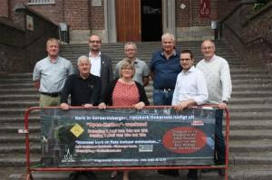Onkerzele fietskerk nodigt uit Persregio Dender