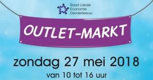 Outlet-markt Denderleeuw 2018 Persregio Dender