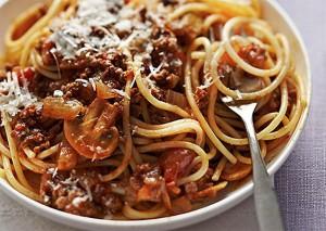 Spaghetti Bolognese Persregio Dender