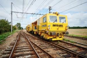 Spoorwerken Infrabel Persregio Dender