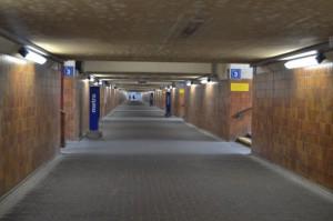 Station Denderleeuw nieuwe verlichting Persregio Dender