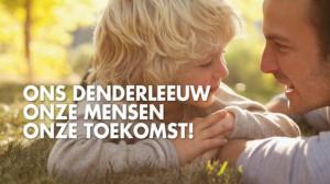 Vlaams Belang slogan 2018 Persregio Dender