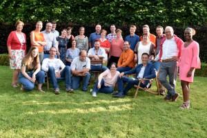 CD&V Haaltert volledige lijst kandidaten oktober 2018 Persregio Dender
