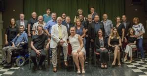 N-VA Geraardsbergen kieslijst 2018 Persregio Dender