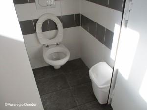 Toilet stoma patienten Persregio Dender