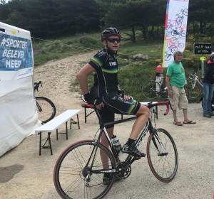 Jan Van Valckenborgh uit Moorsel fietst bijna 700 km Persregio Dender
