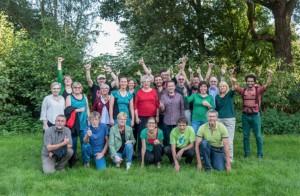 LEEF en GROEN ploeg Herzele voor de verkiezingen van 2018 Persregio Dender